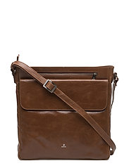 Salerno crossbody Zelina - BROWN