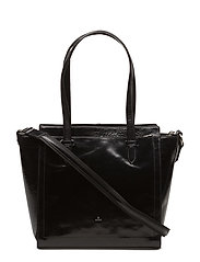Salerno handbag Penelope - BLACK