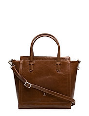 Salerno handbag Agda - BROWN