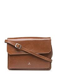 Salerno shoulder bag Alfrida - BROWN