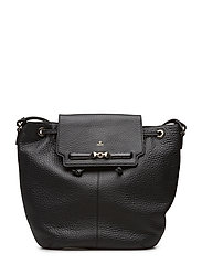 Caroline Berg backpack Naia - BLACK