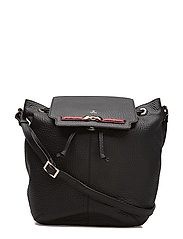Caroline Berg backpack Naia - BLACK RUBINO