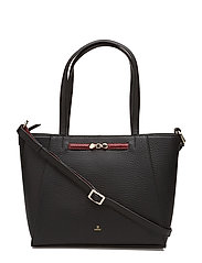 Caroline Berg shopper Elsi - BLACK RUBINO