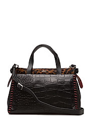 Handbag Aila - BLACK