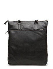 Napoli backpack Ann - BLACK