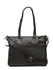 Napoli working bag Malia - BLACK