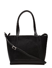 Cormorano handbag Ova - BLACK