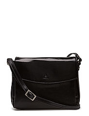 Salerno shoulder bag Yvon - BLACK