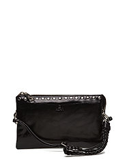 Salerno combi clutch Laure - BLACK