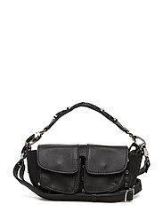Shoulder bag Ellery - BLACK
