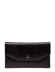 Salerno wallet Lotus - BLACK
