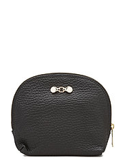 Caroline Berg cosmetic purse Inger - BLACK