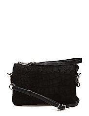 Zalt combi clutch Lizette - BLACK