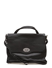 Ruby handbag Anny - BLACK