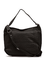 Amigo shoulder bag Bille - BLACK