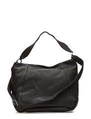 Ruby shoulder bag Bille - BLACK