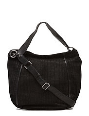Zalt shoulder bag Bille - BLACK