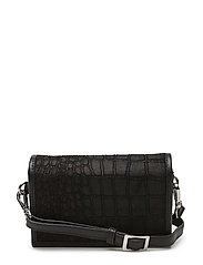 Zalt evening bag Luana - BLACK