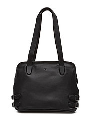 Ruby handbag Fiorella - BLACK