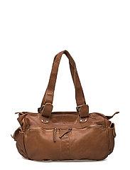 Handbag Nella - COGNAC
