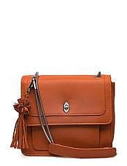 Ruby shoulder bag Kathe - PAPAYA