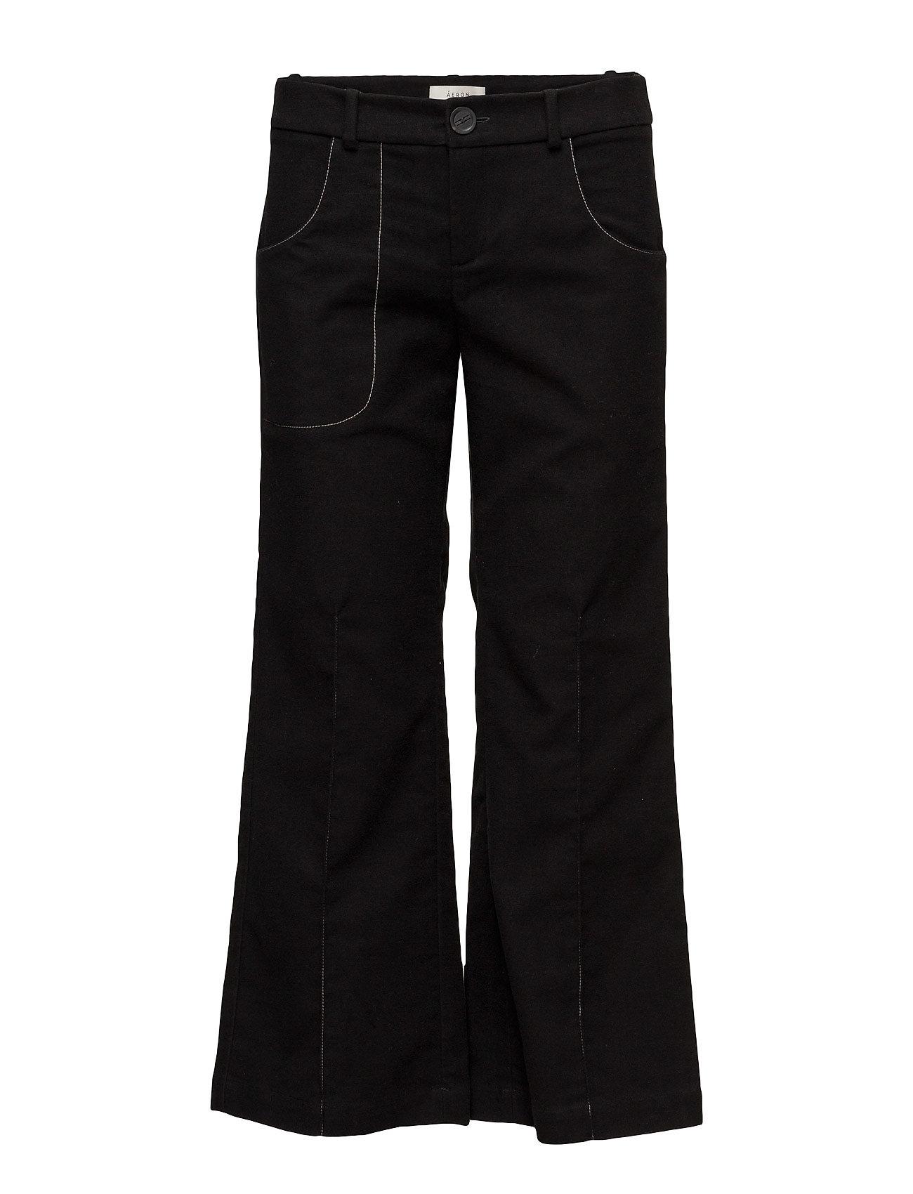 Cropped bell-bottom pants fra ãeron på boozt.com dk