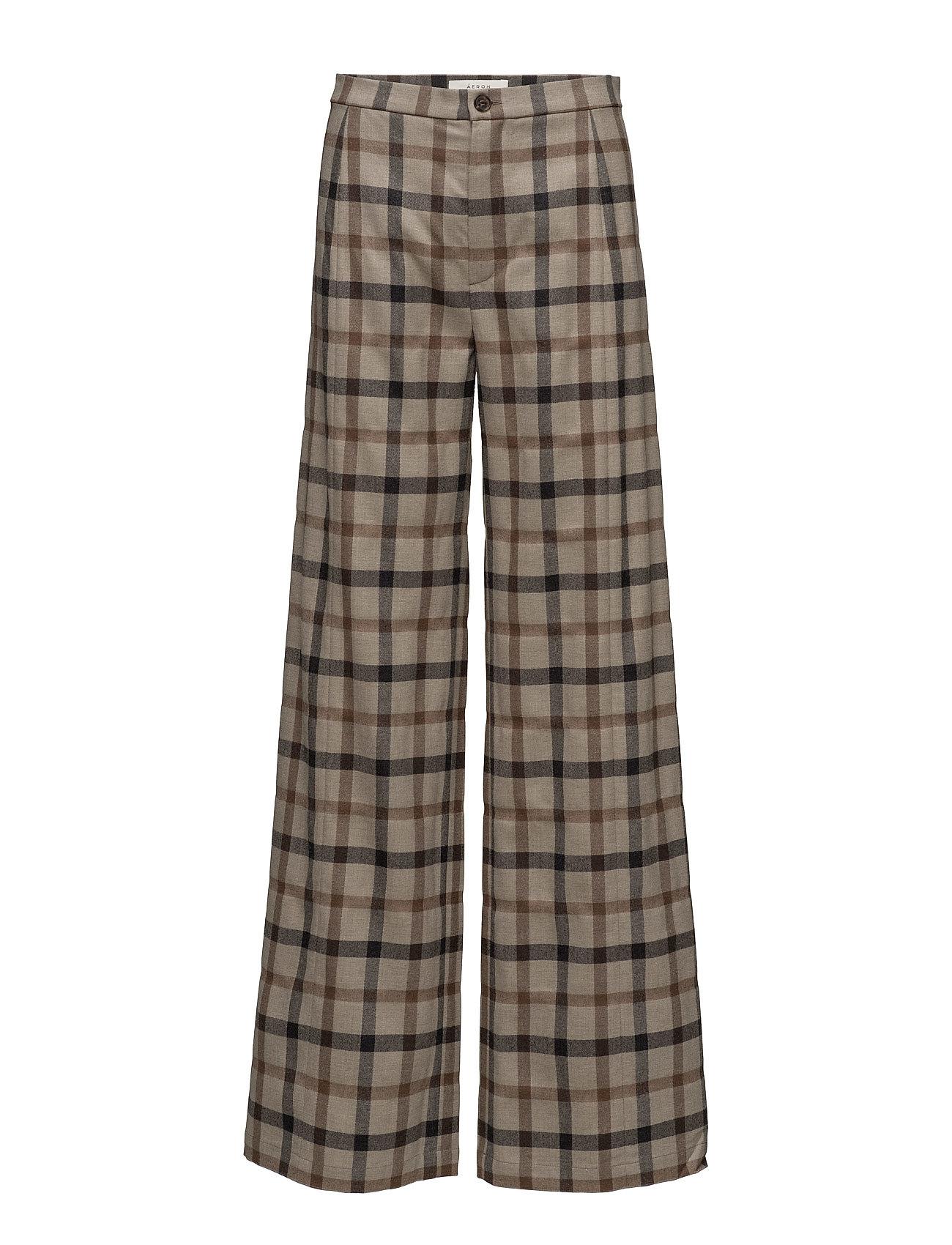 ãeron – High waist wide leg pants fra boozt.com dk
