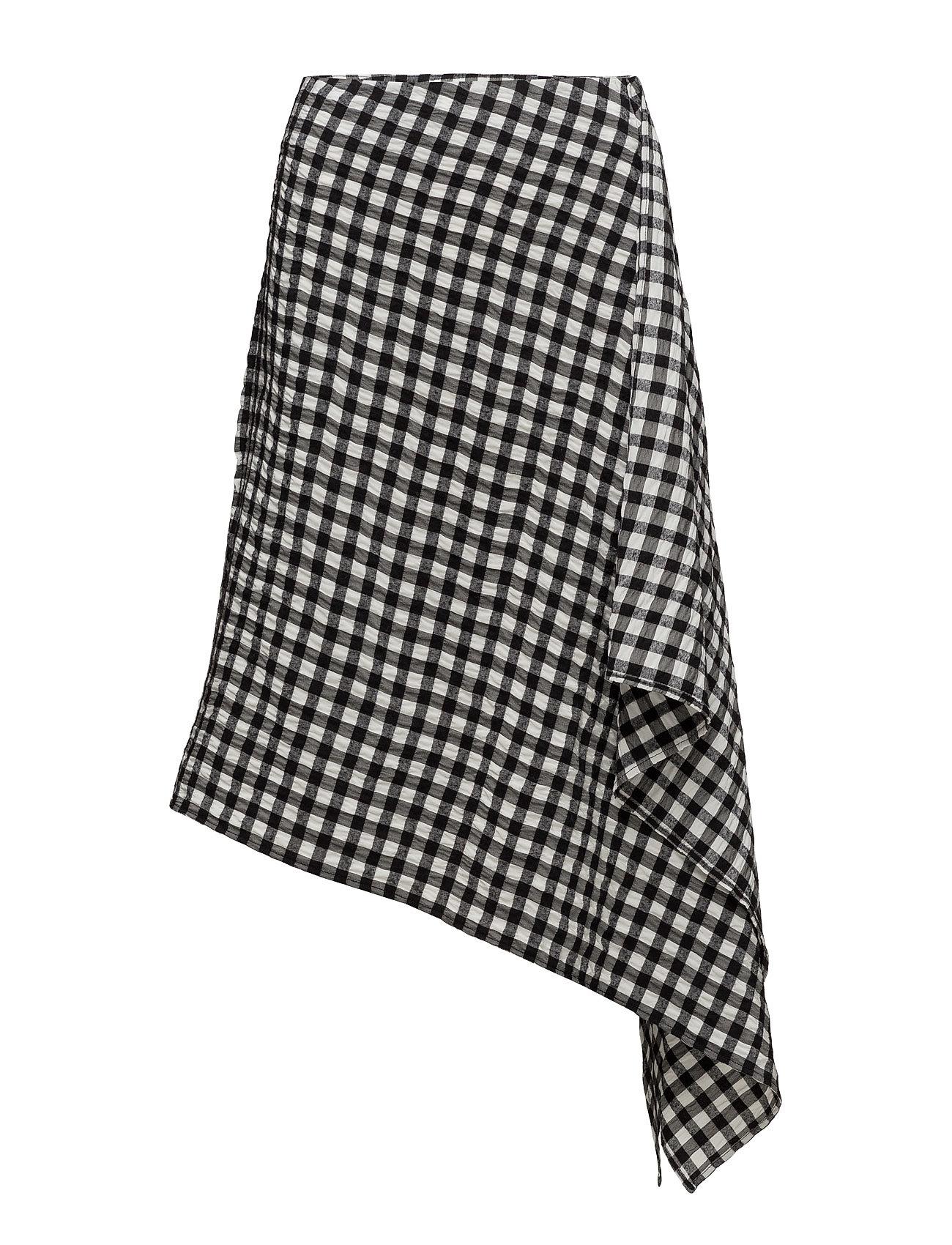 ãeron Side draped skirt på boozt.com dk