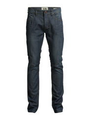 JEANS - CASH SLIM FIT - Med Denim