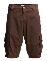 CARGO SHORTS - CHECK - Spicy