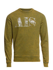 SWEAT W. AIS LOGO - Stem