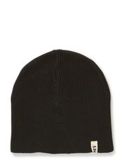 HOOD - KNIT (LOW) - Black