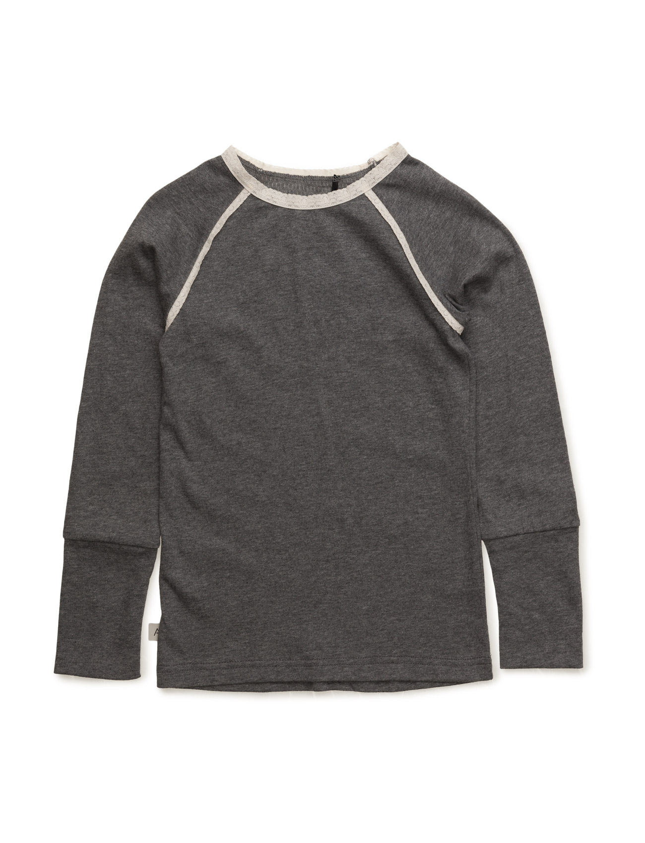 Holly Blouse AlbaBaby Langærmede t-shirts til Børn i Mellem grå