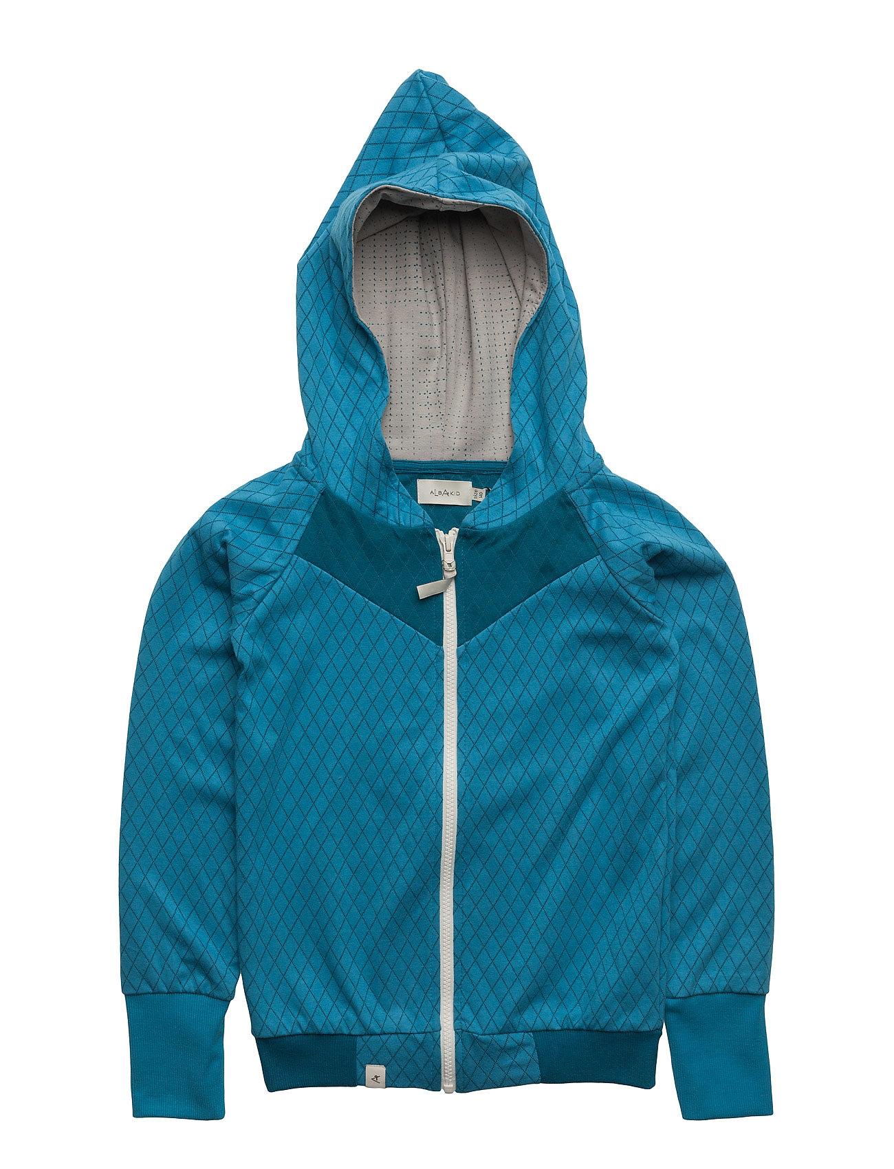 Haldor zipper hoodie fra albababy fra boozt.com dk
