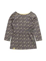 Gro Dress - GREY BOOMERANG