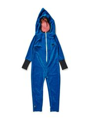 Donrad Jumpsuit - Blue