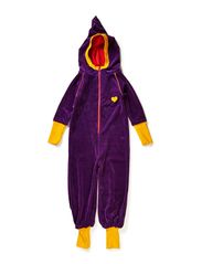 Dally Jumpsuit - Purple
