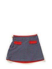 Dacy Skirt - Blue