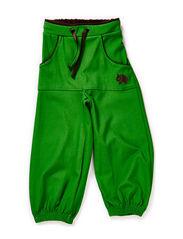 Elan Baggy Pants - Green