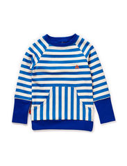 Eame Blouse - Blue Striped