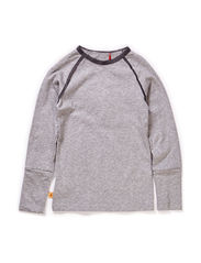 Emille Blouse - Grey