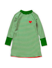 Edolly School Dress - Green