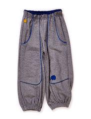 Ebbie Baggy Pants - Grey