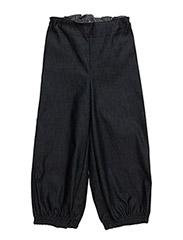Helge Basic Pants - DENIM