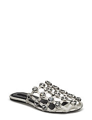 JEWELED AMELIA MILK SHEEPNAPPA - MILK