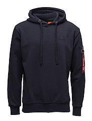 X-Fit Hoody - REP.BLUE