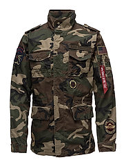 Huntington Patch - WDL CAMO 65