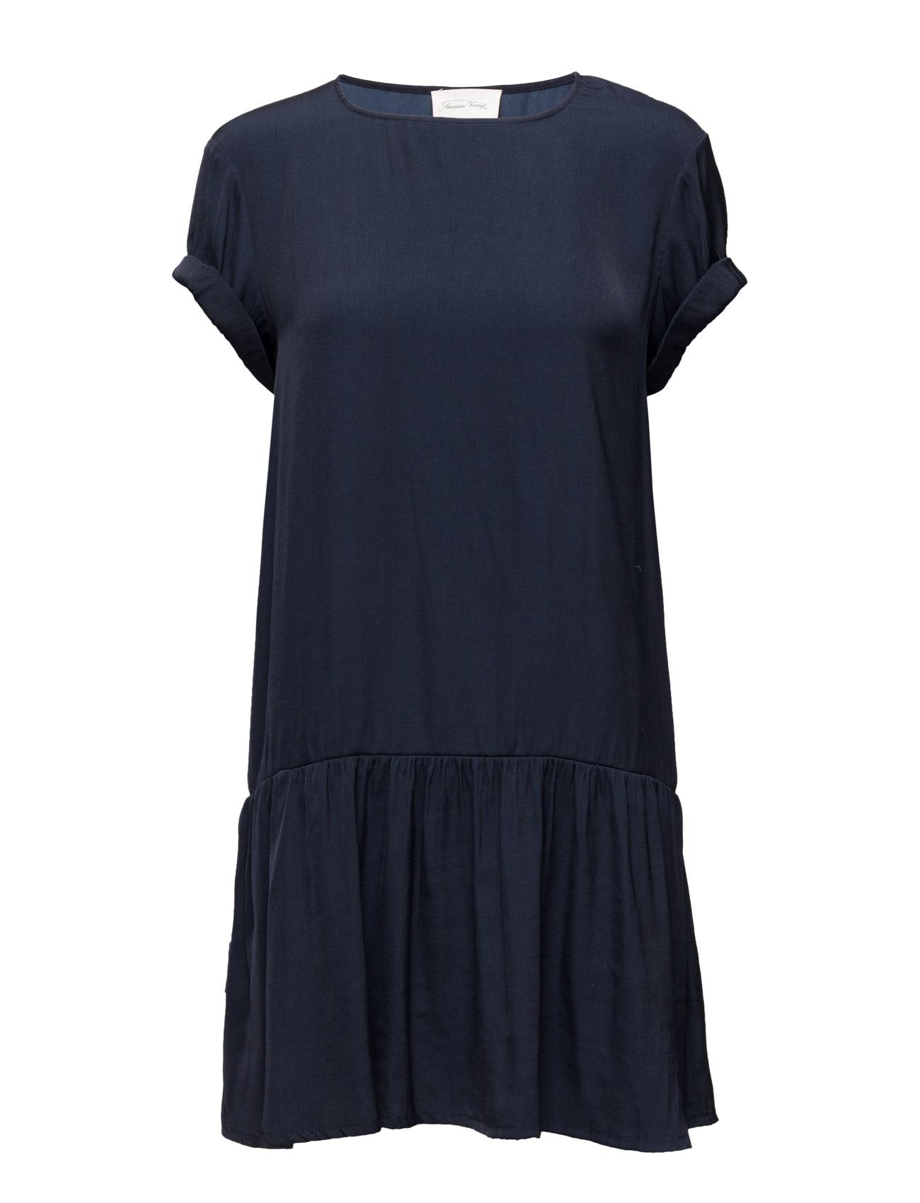 Onystate American Vintage Korte kjoler til Kvinder i Navy blå