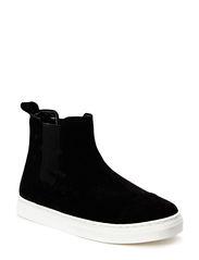 Cotone sneaker - black
