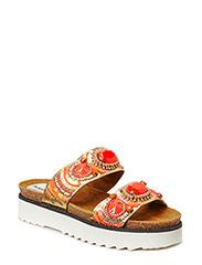 Zoy sandal - Orange